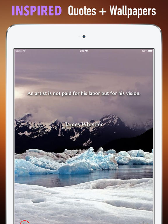Alaska Wallpapers HD: Quotes Backgrounds screenshot 10