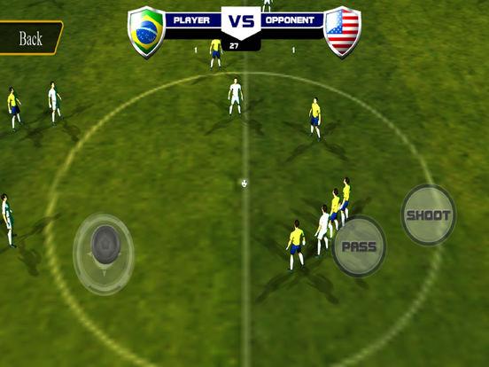 Hero Football Soccer  : World Champion Ship 3D screenshot 5