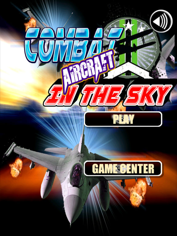 Combat Aircraft In The Sky - Addictive Game speed Height screenshot 6