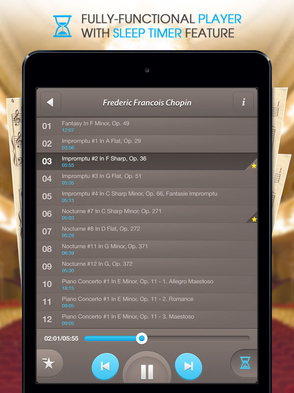 Classical Music Collection Exclusive screenshot 5