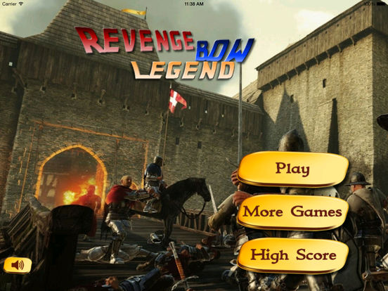 A Revenge Bow Legend - Regions Of Shots Flick screenshot 6