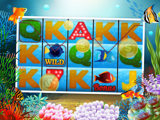 Underwater World Slot Machine - 777 Lucky Atlantis screenshot 9