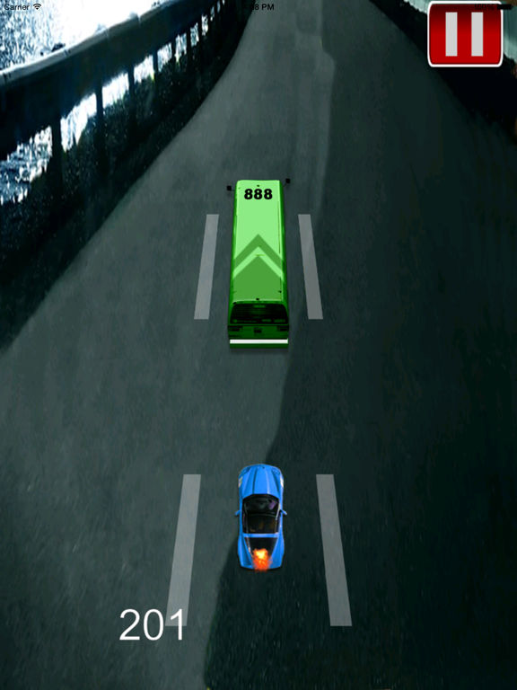 Car Evil Persecution - Addictive Driving Zone Game screenshot 10