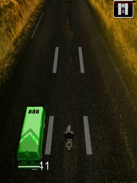 Real Biker Chase - Incredible Motorcycle Old Game screenshot 9