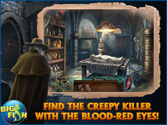 Dark Tales: Edgar Allan Poe's The Tell-tale Heart - A Hidden Object Mystery (Full) screenshot 6