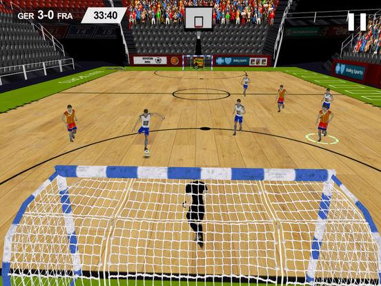 Indoor Soccer Futsal 19 screenshot 6