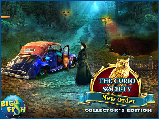 The Curio Society: New Order HD (Full) - Adventure screenshot 5