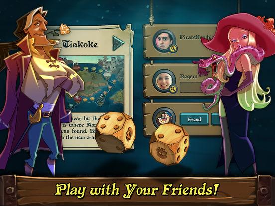 Pirates War - The Dice King screenshot 10