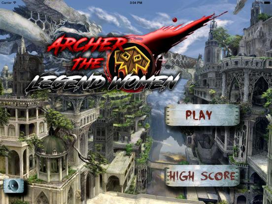 Archer The Legend Women Pro - Best Archery Tournament Game screenshot 6