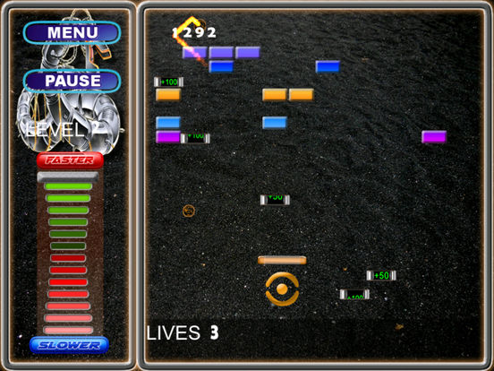 Blocks War Rock - Unique Brick Breaker Game screenshot 9