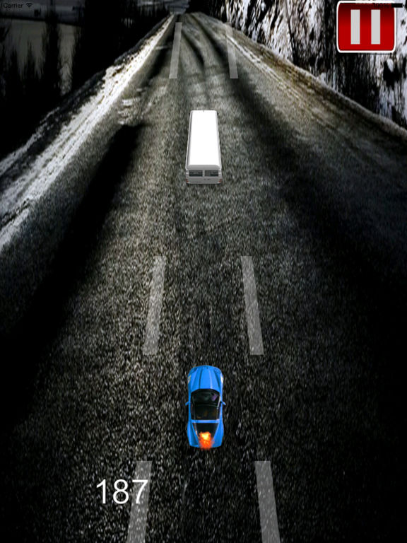 Clandestine Cars Race - A Hypnotic Game Of Driving screenshot 7