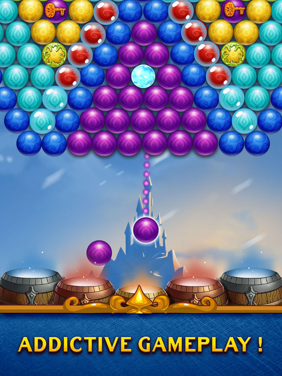 Bubble Shooter Epic Legend screenshot 9
