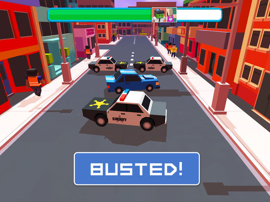 High Speed Police Chase! screenshot 10