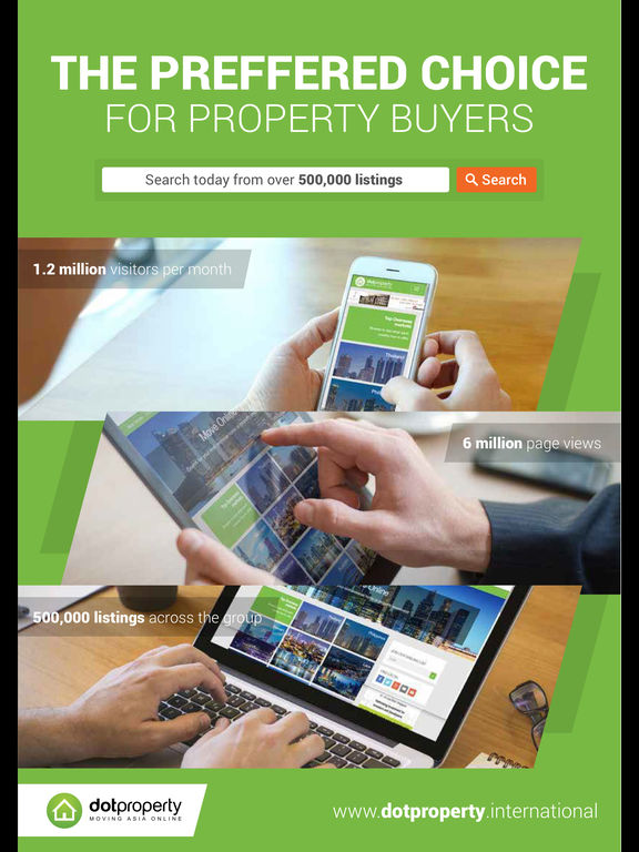 Dot Property Magazine screenshot 7