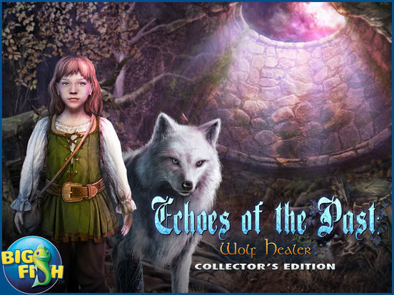 Echoes of the Past: Wolf Healer HD screenshot 5
