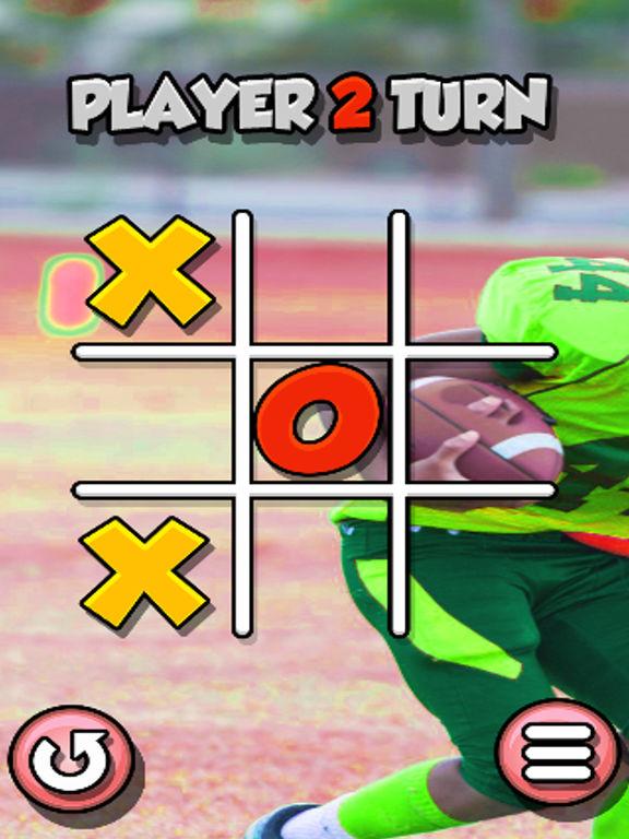 Football Tic-Tac-Toe 2-Player screenshot 2