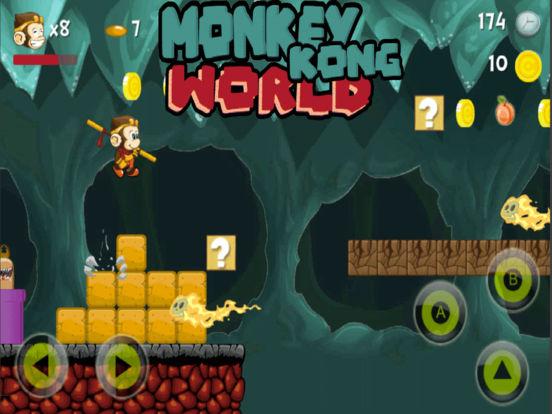 Monkey Kong world - The legend screenshot 7