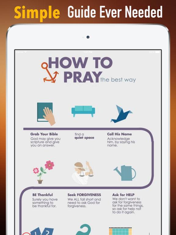 How to Pray:Pray for Beginner screenshot 7