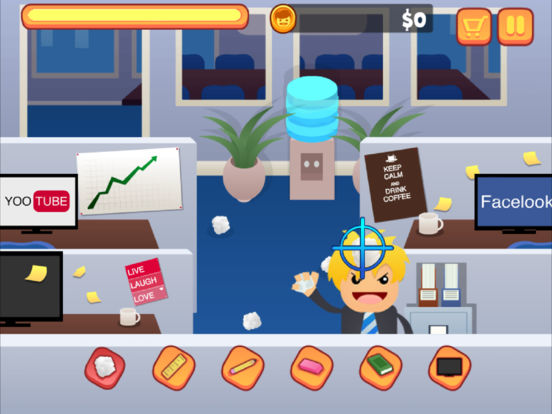 Office Fight : Time to de-stress! screenshot 10