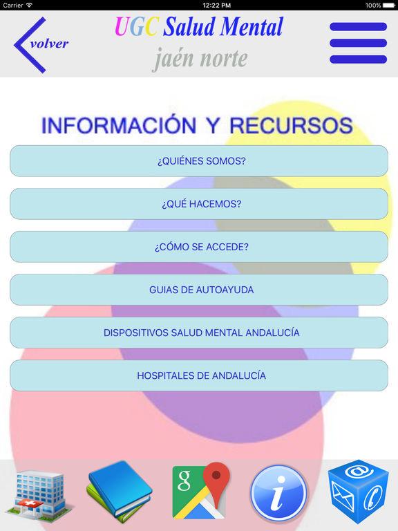 Salud Mental Jaén Norte screenshot 9