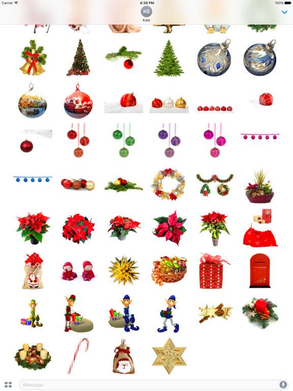 Christmas Ornaments • Stickers screenshot 8