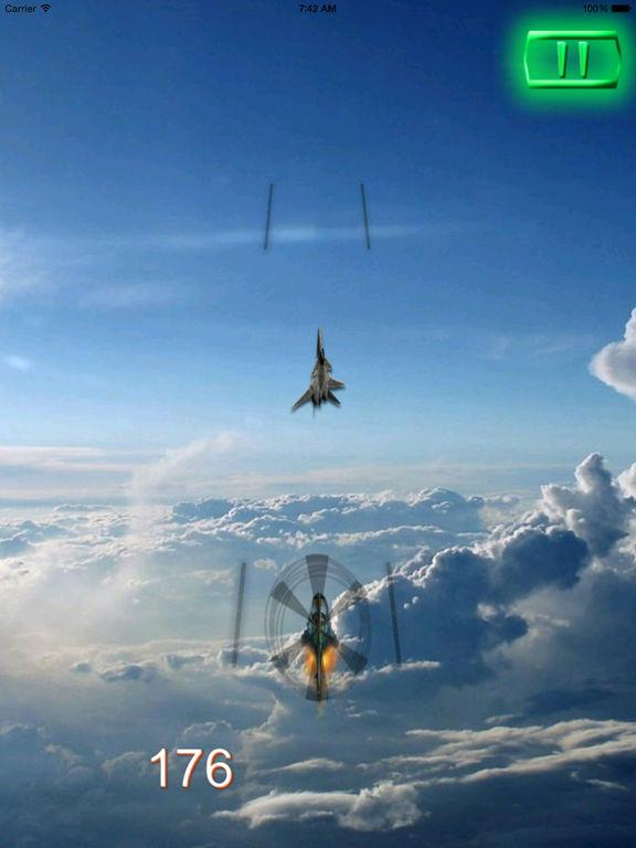 A Modern Combat Alert PRO - Air Attack Racing Game screenshot 8
