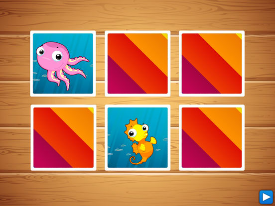 Find The Pairs - The Ocean Edition (Premium) screenshot 8