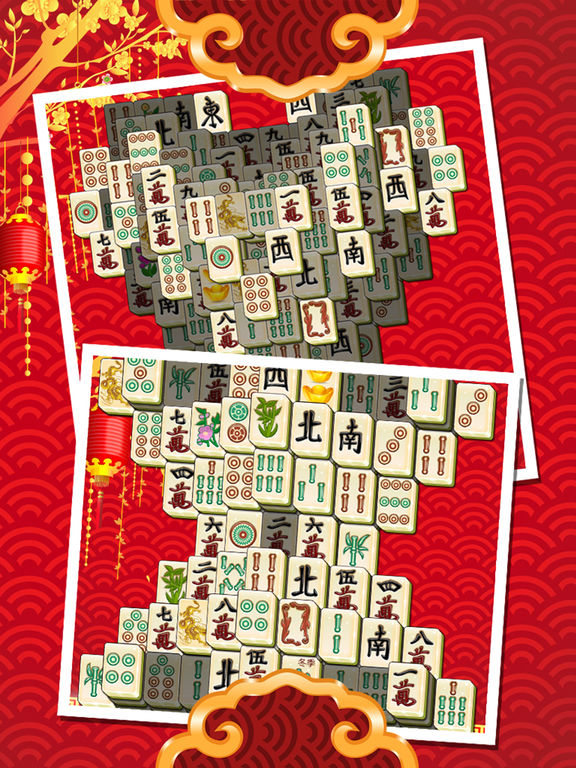 Mahjong Deluxe Free - Majong Tower Treasure Quest screenshot 10