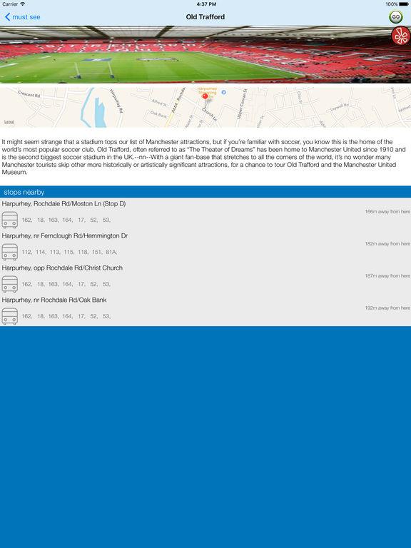 Melbourne Public Transport screenshot 7