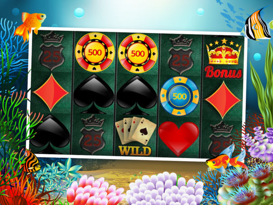 Underwater World Slot Machine - 777 Lucky Atlantis screenshot 10