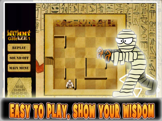 Mummy Puzzle Escape 2 screenshot 4
