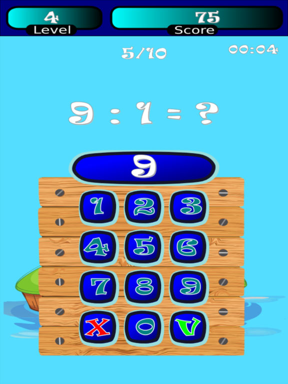 Division Math (kids math) screenshot 6