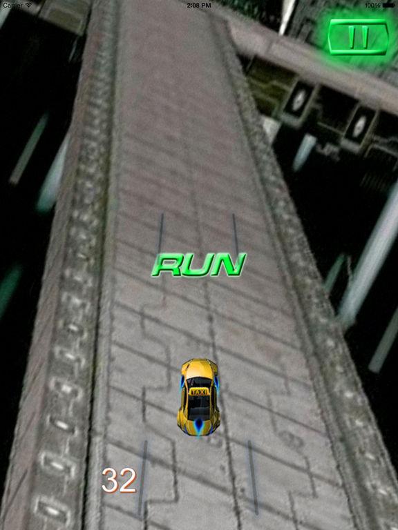 A Crazy Parking PRO - A Vegas Taxi Race screenshot 8