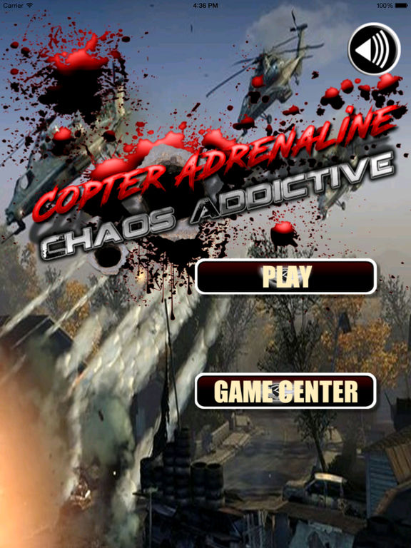 Copter Adrenaline Chaos Addictive Pro - A Copter Addictive X-treme Game screenshot 6