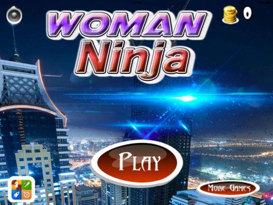 A Woman Ninja PRO - Celebrity Hero Super screenshot 7