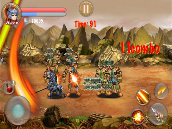ARPG-Blade Of Dragon Hunter Pro screenshot 8
