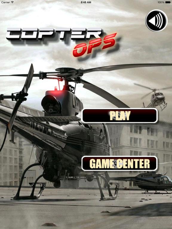 A Copter Ops Pro - Carrier Flight Simulator screenshot 6