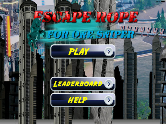 An Escape Rope For One Sniper Pro - Robotman With Swing Stick screenshot 6