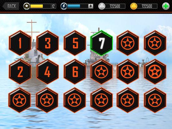 Secret Stealth Warship Combat screenshot 10