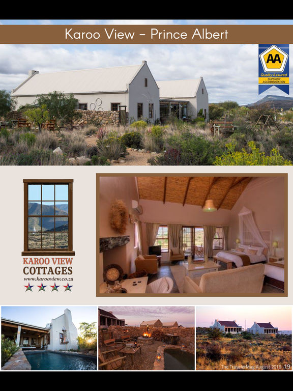 The South African Traveler Mag screenshot 10