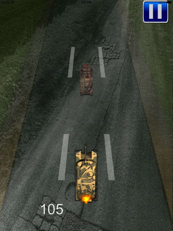 Adrenaline Race Tanks Pro - Battle Tank Simulator 3D Game screenshot 9