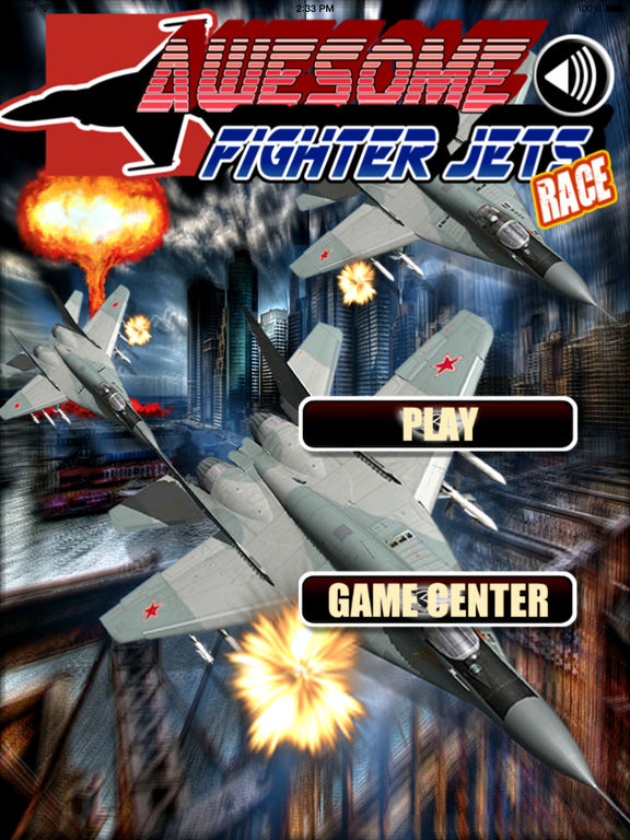 Awesome Fighter Jets Race Pro - High Speed Simulator screenshot 6