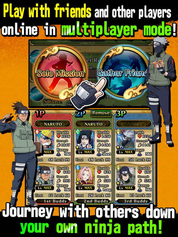 Ultimate Ninja Blazing screenshot 10