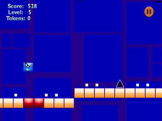 A Neon Dash Meltdown Pro -Jumping The Amazing screenshot 9
