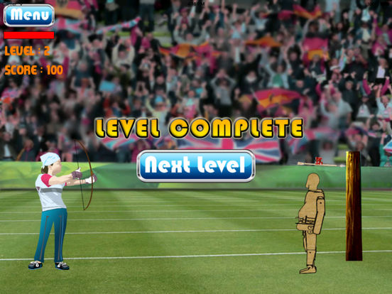 A Tournament Olympic Of Arrow Pro - Best World Cup Archery Game screenshot 9