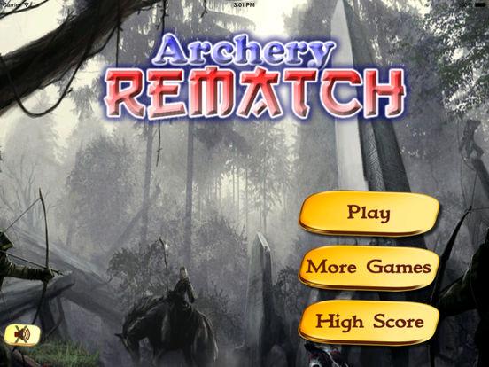 Archery Rematch Tournaments PRO - Arrows Blitz Games screenshot 6