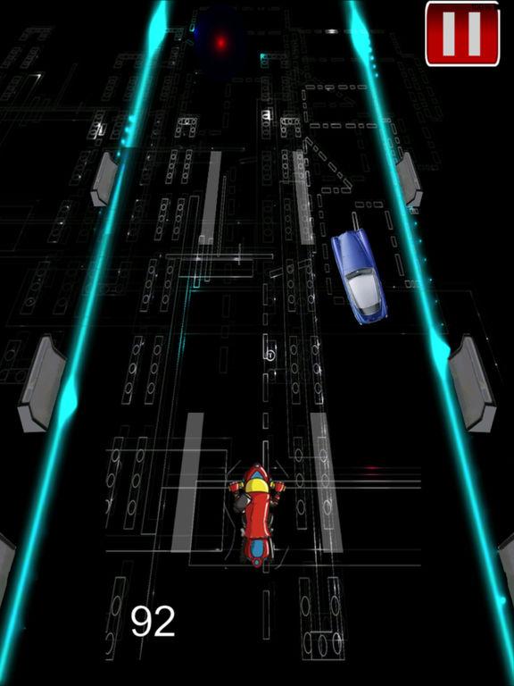 A Smoke Fast Bike - Games Deadly Race screenshot 7