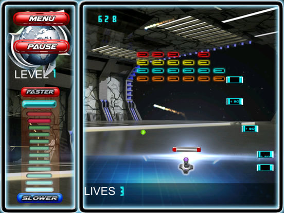 An Impossible Break Puzzle - The Addictive Space Break-out Simulator screenshot 7