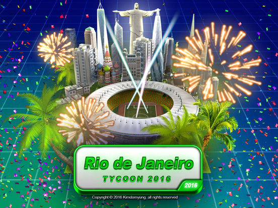 Rio de Janeiro - Tycoon 《 2016 World Edition 》 screenshot 6