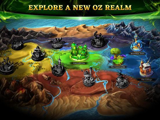 Oz: Broken Kingdom™ screenshot 10
